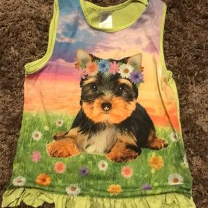 Yorkie Pajamas Sz 1416 Girls